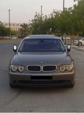 للبيع BMW منوة المستخدم 2005 735