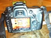 للبيع كاميرا nikon D7000 مع عدستين