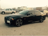 Super Bee Charger SRT8 دودج تشارجر