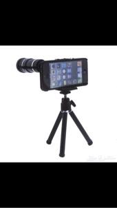 للبيع كاميرا زوم لي الايفون تركب علي جميع الايفونات