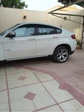 للبيع جيب بي ام اكس 6   BMW X6 2012