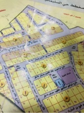 ارض مخطط السليمانية بالمدينه المنوره