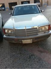 للبيع مرسيدس 560 موديل 1991