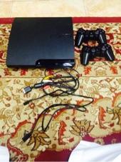 بلاستيشن 3   PS3 نظيف مع الأغراض كاملة