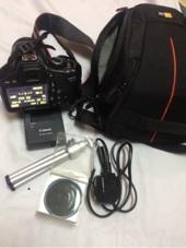 للبيع كاميرا كانون D550