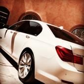 BMW 750L  الموتر قمة في النظاافة