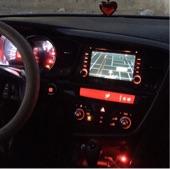 شاشة كيا اوبتيما تركب على موديلات 2011 - 2012 - 2013