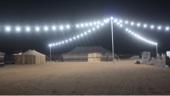 مخيم الرمال للايجار