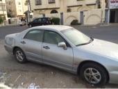 سيارة ميتسوبيشي ماجنا 2003 للبيع لاعلى سوووم