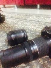 كاميرا كانون اخترافيه 1100D