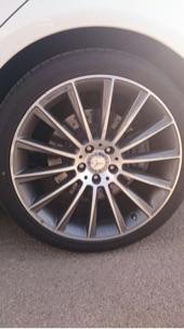 جنوط مرسيدس S500 - 2014
