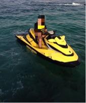 دباب بحري سي دو 2011 نظيف جدا  RXT