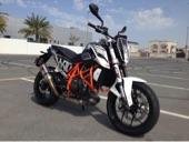 للبيع دباب نوع KTM 690 موديل 2013