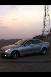 سياره BMW 523i للبيع او البذل بسياره بنفس النظافه بأسرع وقت ممكن خلال يومين