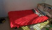 كنبة تفتح سرير من ايكيا