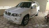 البيع سيارة BMW X5 م2000 . ممشى قليل