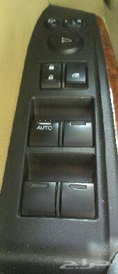 مجموعة المفاتيح (لوحة التحكم)  أكورد من م 2008 -  2012
