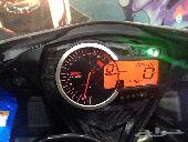 دراجة نارية سوزوكي موديل 2011 مقاس 600