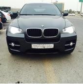 خليجي مواصفات خاصة BMW X6  i3.5 2008