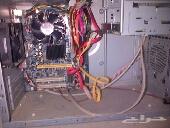 كمبيوتر مكتبي نظيف جدا