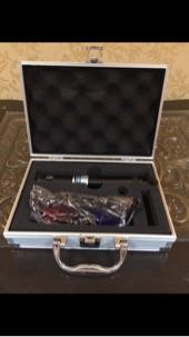 للبيع ليزر حارق اللون ازرق مع كامل الاقراض شنطة شاحن نظارة بطاريات نظيف لم يستخدم الا قليل