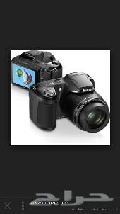 كاميرا نيكون البيع مستعجل وسعر راائع