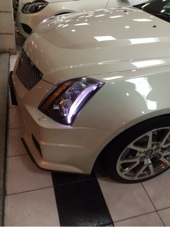 CTS-V Coupe 2012