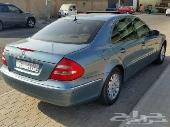 مرسيدس E240 مديل2003 جفالي بودي بلد
