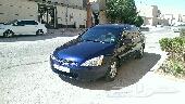 للبيع هوندا اكورد 2003
