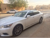 لكزس 460 لارج سعودي عبداللطيف جميل