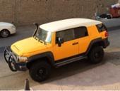 اف جي تويوتا أصفر 2007 معدل للبيع