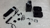 كاميرا قوبرو(Gopro 4K (Hero4 الفضي بشاشه...لعشاق التصوير بطريقة الأكشن (الحركه)