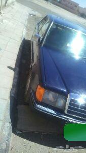 سيارة مرسيديذ موديل 1993 للبيع