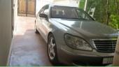 مرسيدس اس 500 موديل 2006
