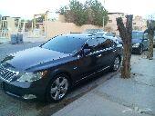 لكزس 460لارج2008  سعودي نظيف