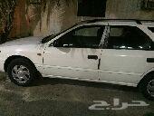سياره كامري بوكس موديل 2000  العداد 459892 لون ابيض