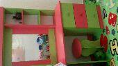 غرفة نوم اطفال للبيع بلشرايع
