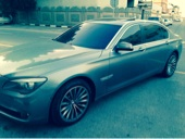 BMW 750 Large Full Option