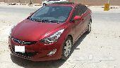 للبيع ألنترا 2012 فل كامل اللون أحمر