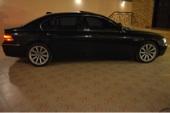 BMW 2007 750li