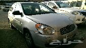 للبيع هونداي اكسنت موديل 2007