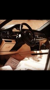 BMW 750L فرررصة المستخدم وغااية في النظافة