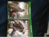 whatch dogs and dead rising 3 for xbox one