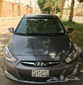 ابي اكسنت  2013 او2012 نظيف في الرياض
