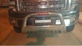 صدام (دعامة)   انارة LED للفورد F150 او اكسبيديشن
