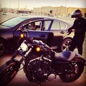 Harley Davidson sportster iron 2012