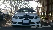 للبيع مرسيدس سي 250 كوبيه 2014