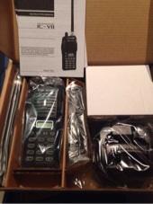 جهاز ايكوم v8 يدوي جديد للبيع