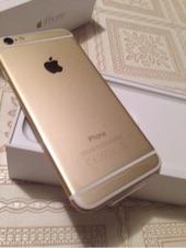 اي فون6العادي16ذهبي ضمان ايزون جديد بكرتونه لم يفتح للبيع لاعلى السعر