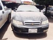 كابريس 2006 مصدوم للبيع